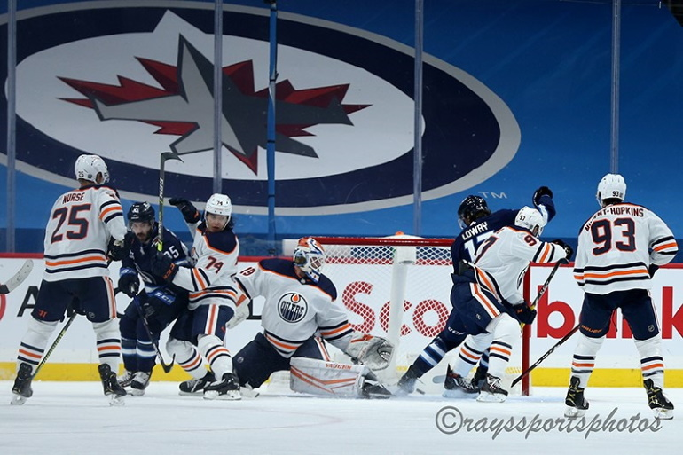 Four point night for Ehlers and Copp in Jets win over Oilers