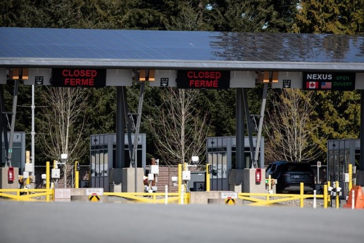 Canadian border could reopen to non-essential travel soon